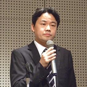 【講演2】大阪医大 藤田修一助教.JPG