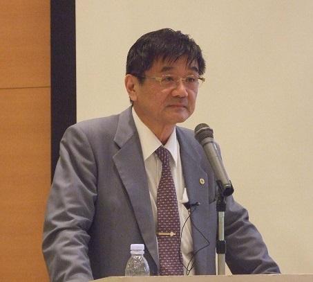 かげやま医院・蔭山 充氏.JPG