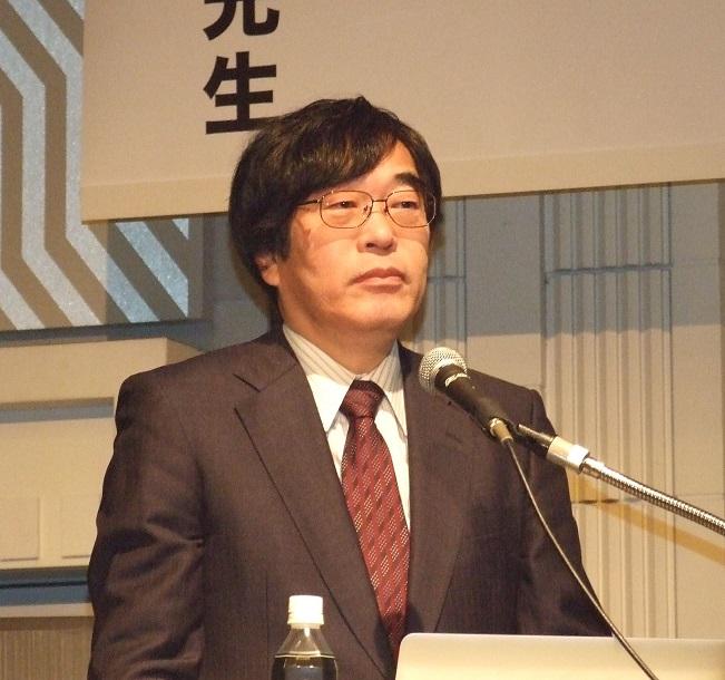 りんくう総合医療センター病院長 山下静也院長.JPG